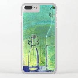 Agua Clear iPhone Case