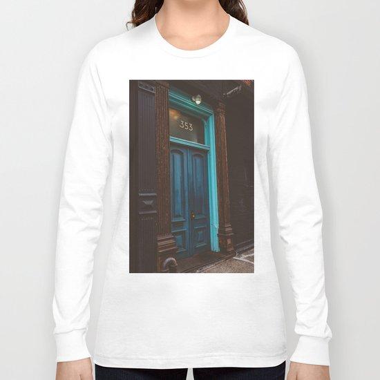 Brooklyn Door Long Sleeve T-shirt