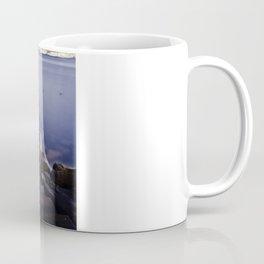 Escalera al mar Coffee Mug