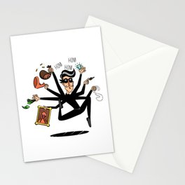 Monsieur Thieffe Stationery Cards