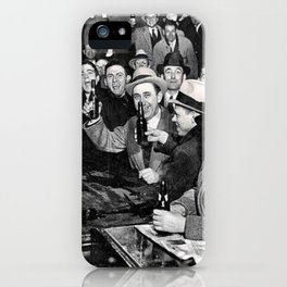 The Night Prohibition Ended iPhone Case