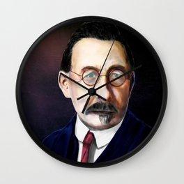 Pieter Jelles Troelstra Wall Clock