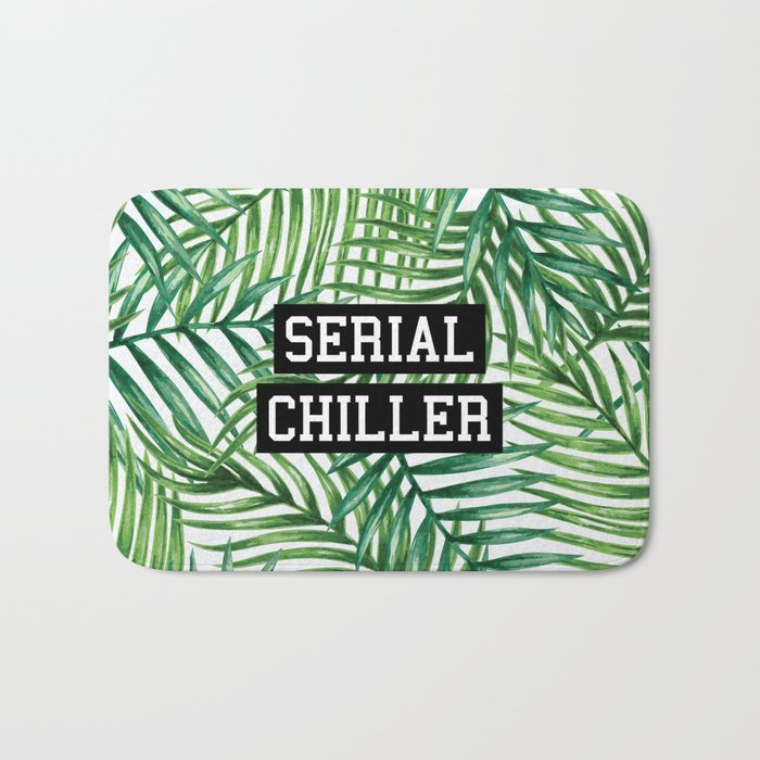Serial Chiller Bath Mat