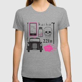 Sherlock - A Study in Pink T-shirt