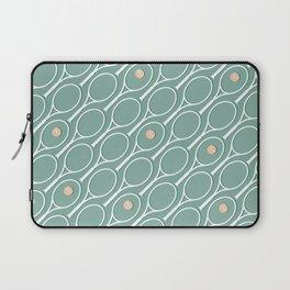 Sea Tennis Laptop Sleeve