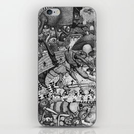 Insectopia iPhone Skin