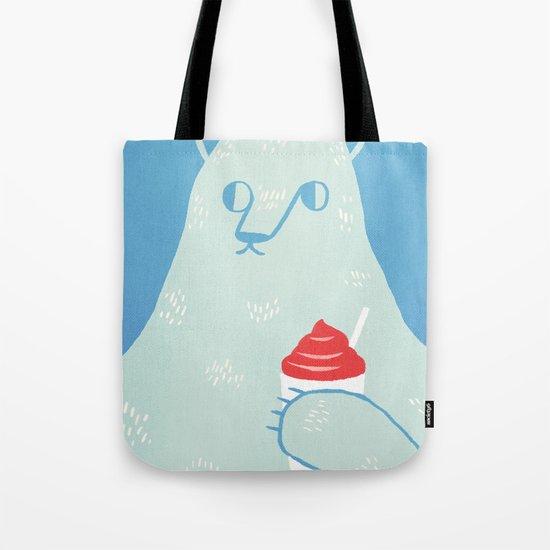 Polar Beverage Tote Bag
