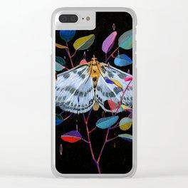 Dripped II Clear iPhone Case