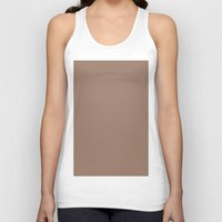 beaver Tank Tops featuring Beaver by List of colors
