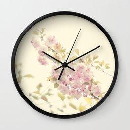 Vintage Summer  Wall Clock