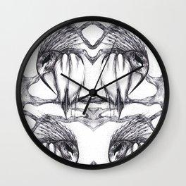 Dark Predator Wall Clock