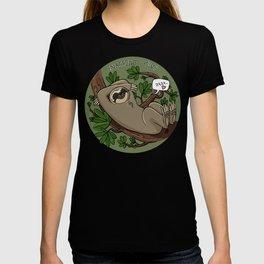 Napping club T-shirt