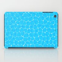 pool iPad Cases featuring Pool by minemory