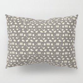 Ditsy Sheep Pillow Sham