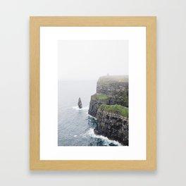 Cliffs of Moher, I Framed Art Print