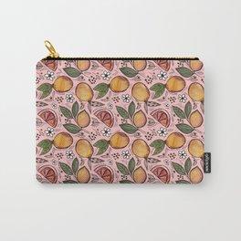 Lemon Zest Carry-All Pouch