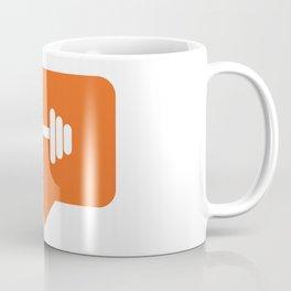 I like working out! Coffee Mug