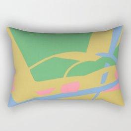 Supercar 001 Rectangular Pillow