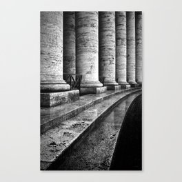 Colonnade 2 Canvas Print