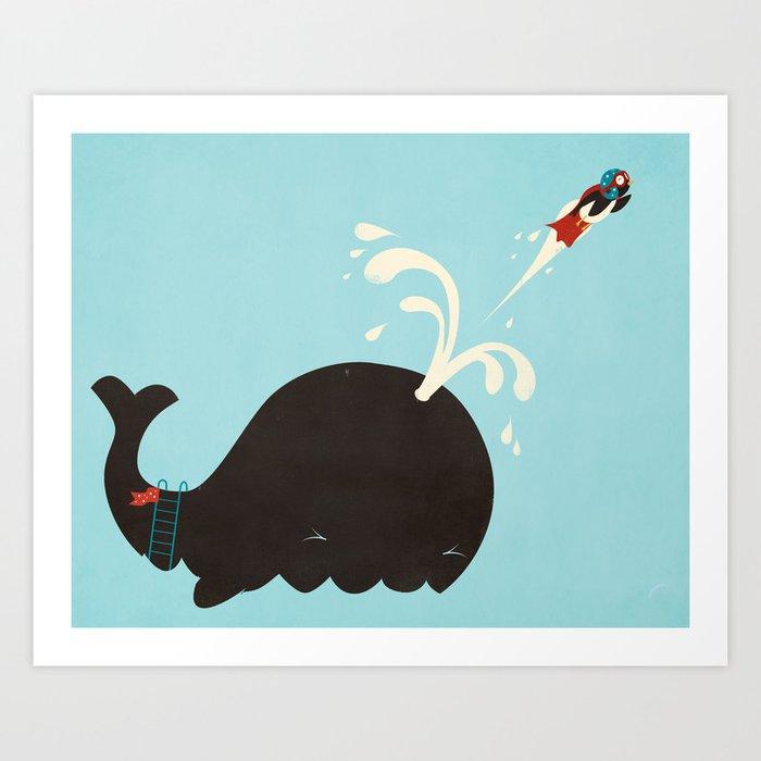 Avian Cannonball Kunstdrucke