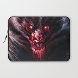 Beware the Werebear! Laptop Sleeve