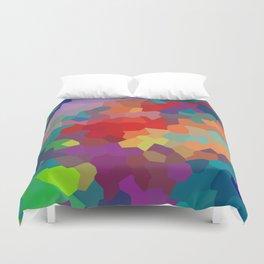 Vibrant Colors Duvet Cover