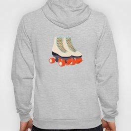 Retro Roller Skates Hoody