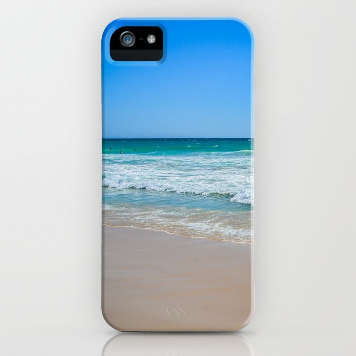 Beach Panorama iPhone Case
