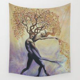 Soul Tangle Wall Tapestry