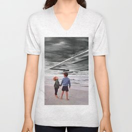 The Foreshadow Unisex V-Neck