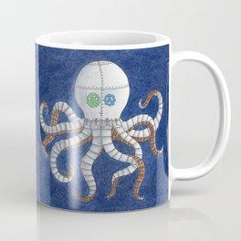 Octopus Steampunk Art Coffee Mug