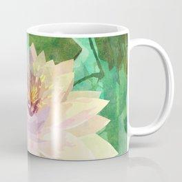 Lotus Pond Coffee Mug