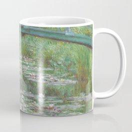 Claude Monet The Japanese Footbridge 1899 Painting Coffee Mug