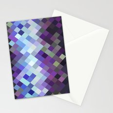 Pixelate III Stationery Cards