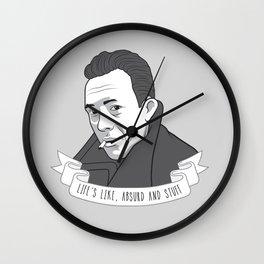 Camus Wall Clock