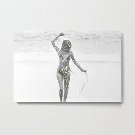 Water Dancer Metal Print