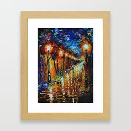 Sweet Solitude Framed Art Print