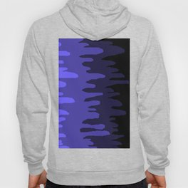 Splash of colour (blue) Hoody