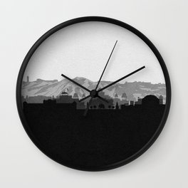 City Skylines: Jaipur Wall Clock