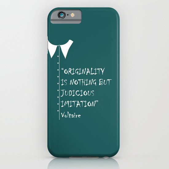 QUOTE-5 iPhone & iPod Case