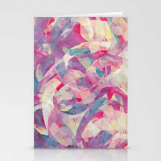 Knowing Glance Stationery Cards