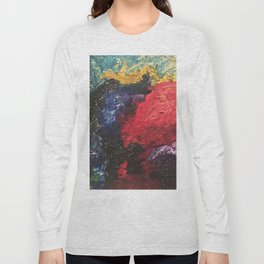 The Universe behind my minds eye Long Sleeve T-shirt