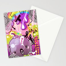 Bombs Stationery Cards