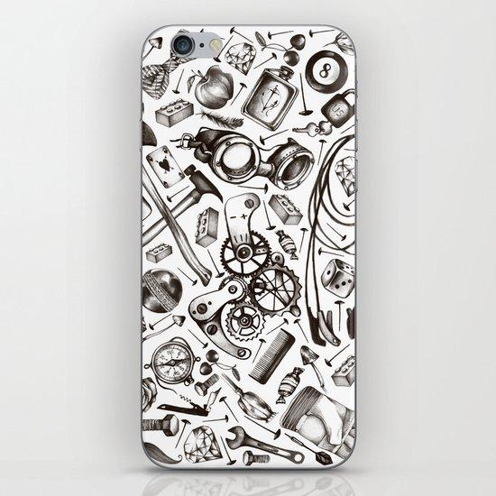 Garage  iPhone & iPod Skin