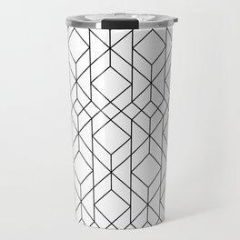 Art Deco Geometry 5 Travel Mug