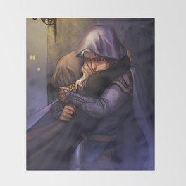 Rowan and Aelin Throw Blanket