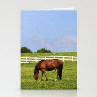 kentucky Stationery Cards featuring Kentucky by ThePhotoGuyDarren