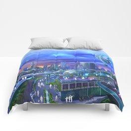 flowtopia Comforters