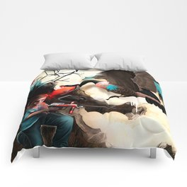 Suburban Soldier Comforters