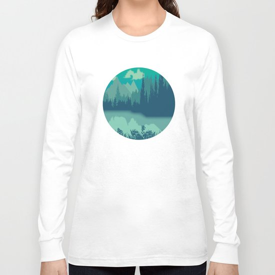 My Nature Collection No. 22 Long Sleeve T-shirt